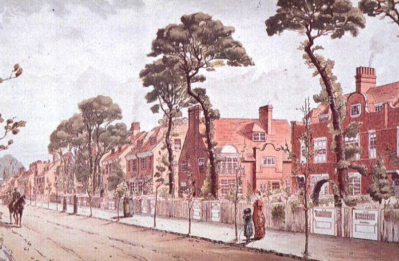 Bedford Park, Chiswick