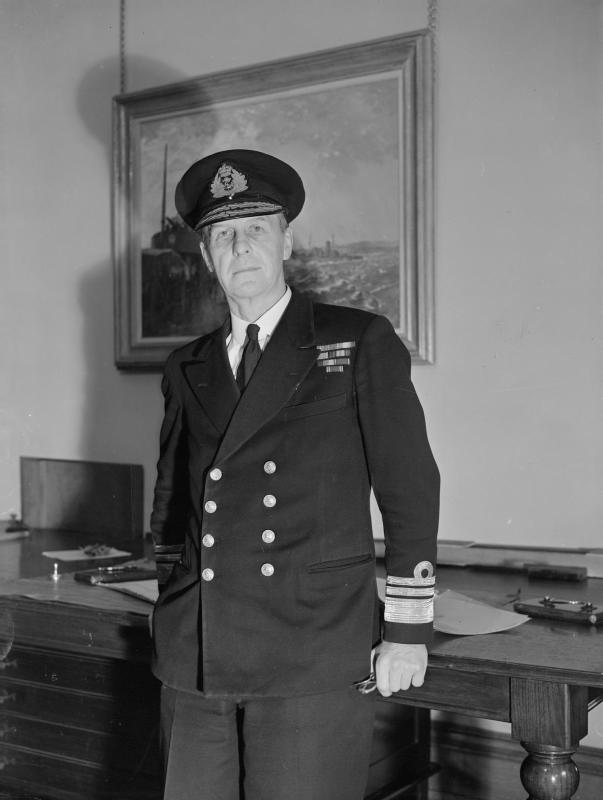 Admiral Sir William Frederic Wake-Walker