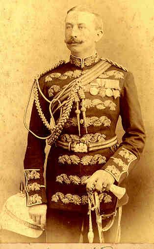 Colonel Ernest Harrold Fenn