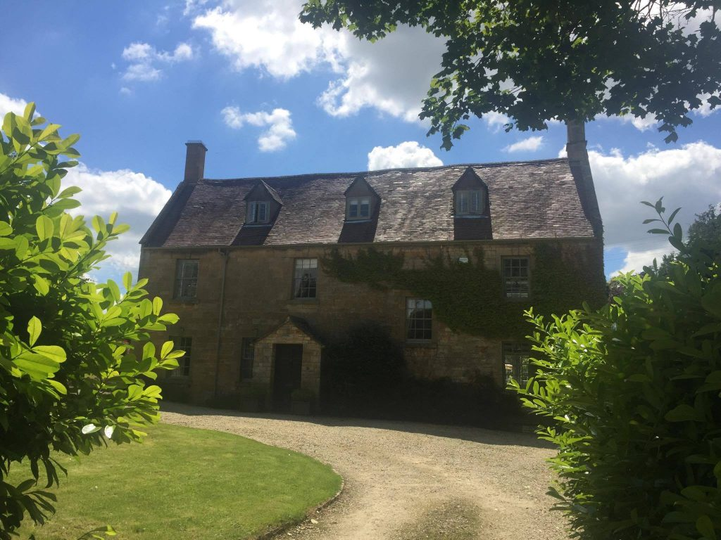 Historic house in the Cotswolds