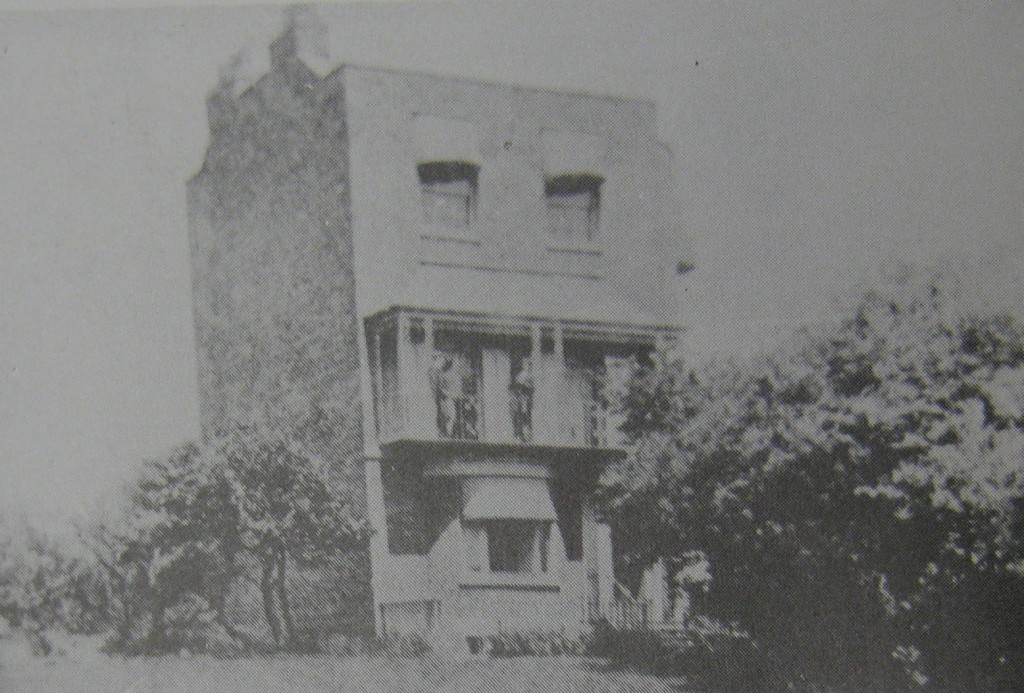 The original Fort House