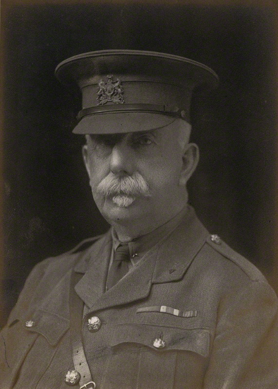 Sir James Digby Legard by Walter Stoneman, 1917 (courtesy of National Portrait Gallery Collection)