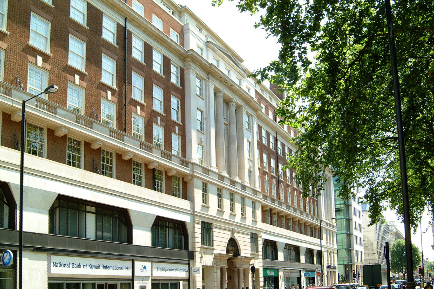 Orchard Court - Portman Square