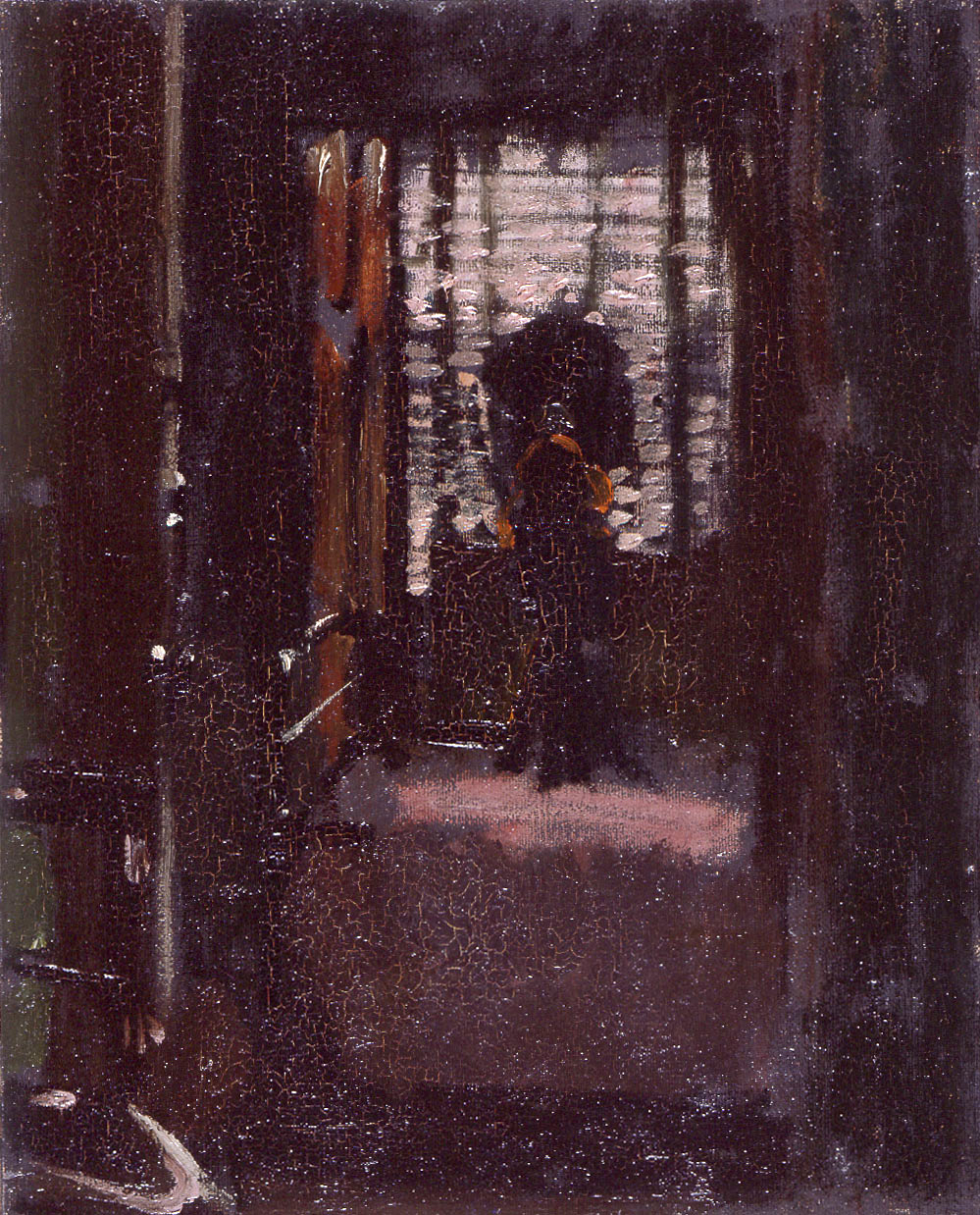 'Jack the Ripper's Bedroom' by Walter Sickert, 1907