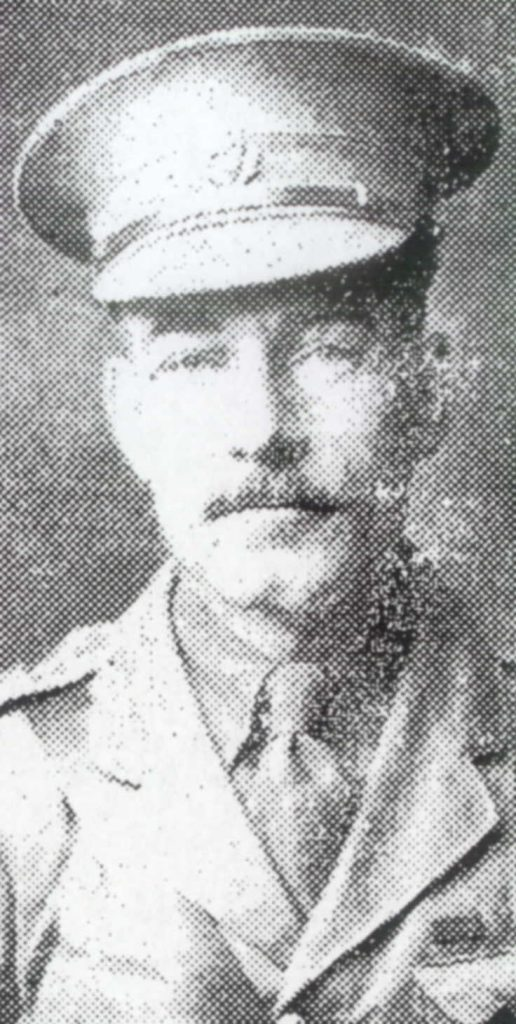 Major Richard Saker